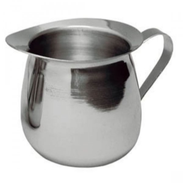 Stainless Steel Bell Creamer, Syrup Server For Home Hotel Restaurant