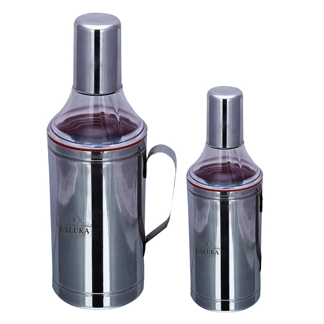 Stainless Steel Milk Can/Oil Can, Storage Ware For Home Restaurant Hotel Use