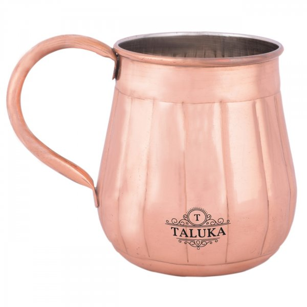 Copper Bell Nickel Moscow Mule Wine Beer Mug For Bar Ware Restaurant Home Gift Purpose