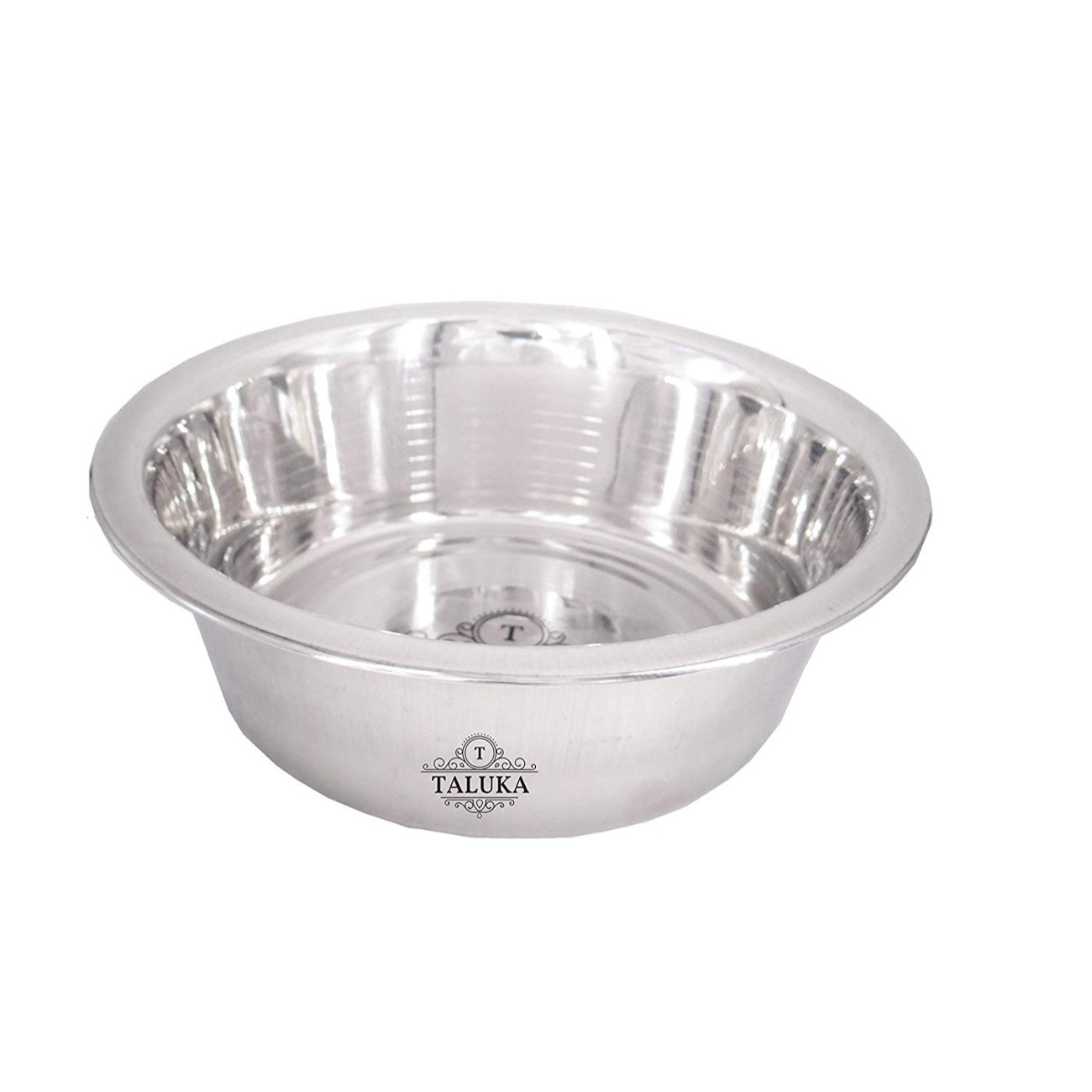 Stainless Steel Dog Bowls, Lovely Pet Food Water Drink Dishes Feeder for Pets