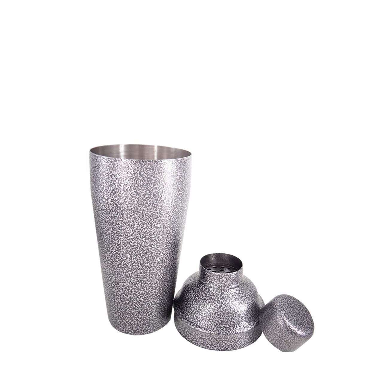 Stainless Steel Hard Anodized Cocktail Wine Shaker 750 ML