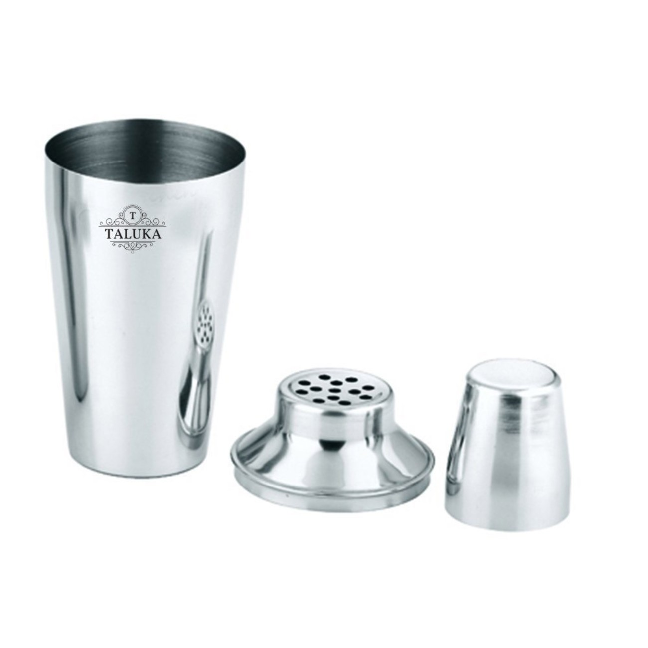 Stainless Steel Mocktail Juices Mixing & Serving Wine Cocktail Wine Shaker 750 ML