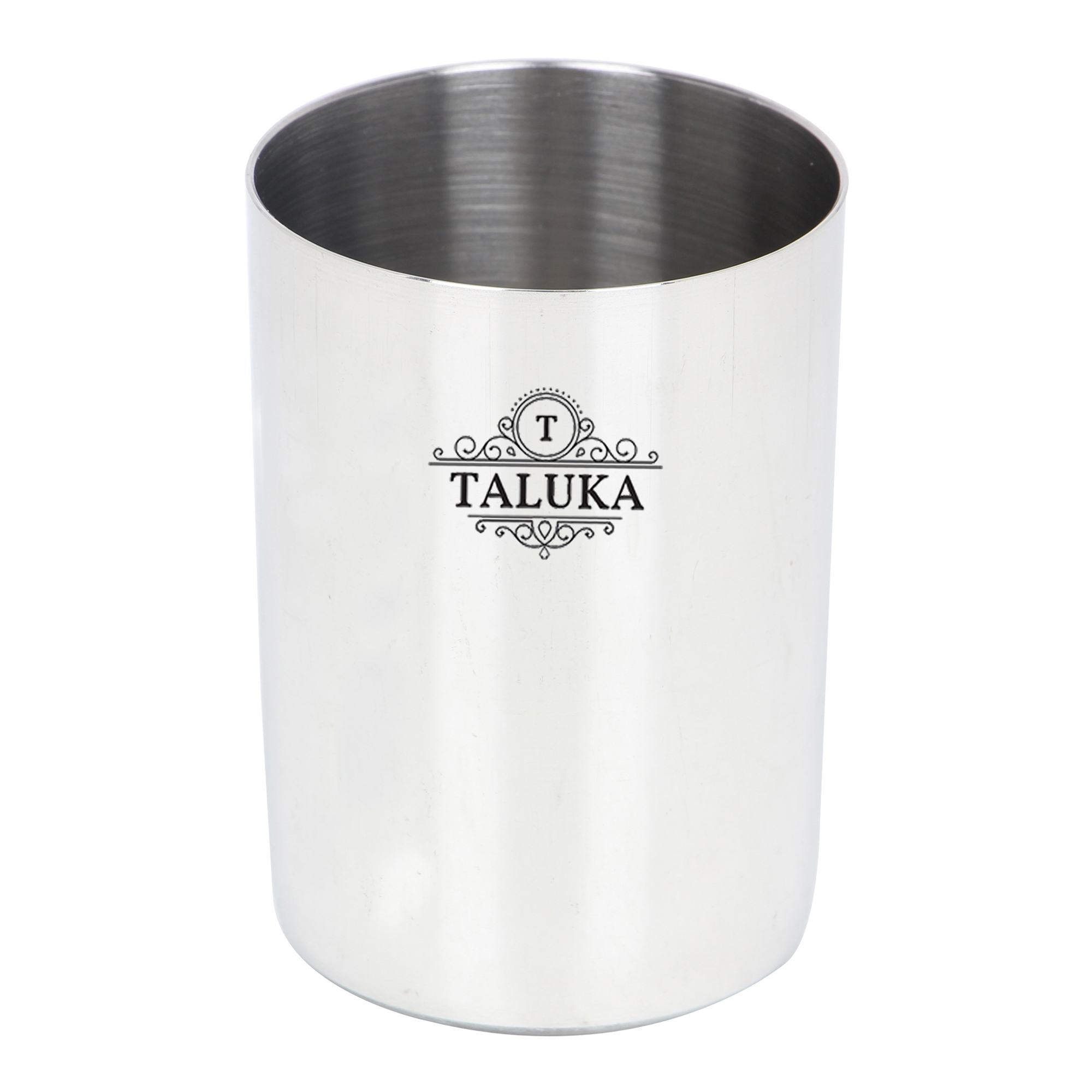 Stainless Steel Plain Glass Tumbler Drinking Water Health Benefits 300 ML